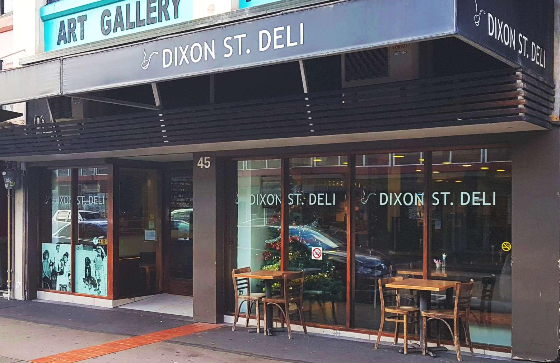 Dixon St Deli exterior