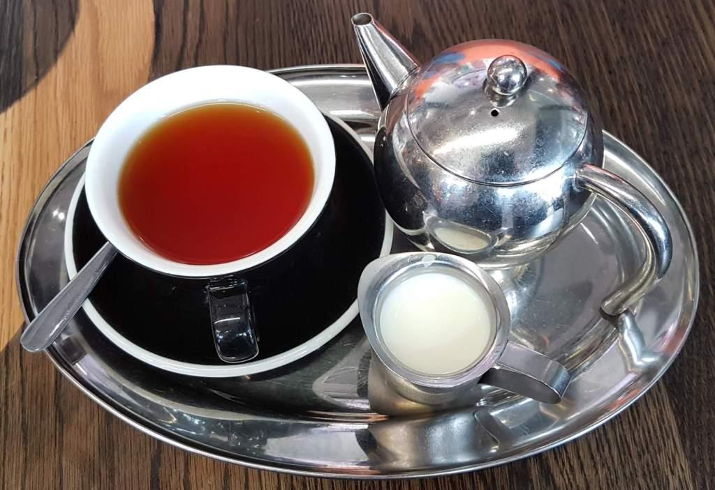 Karaka cafe tea