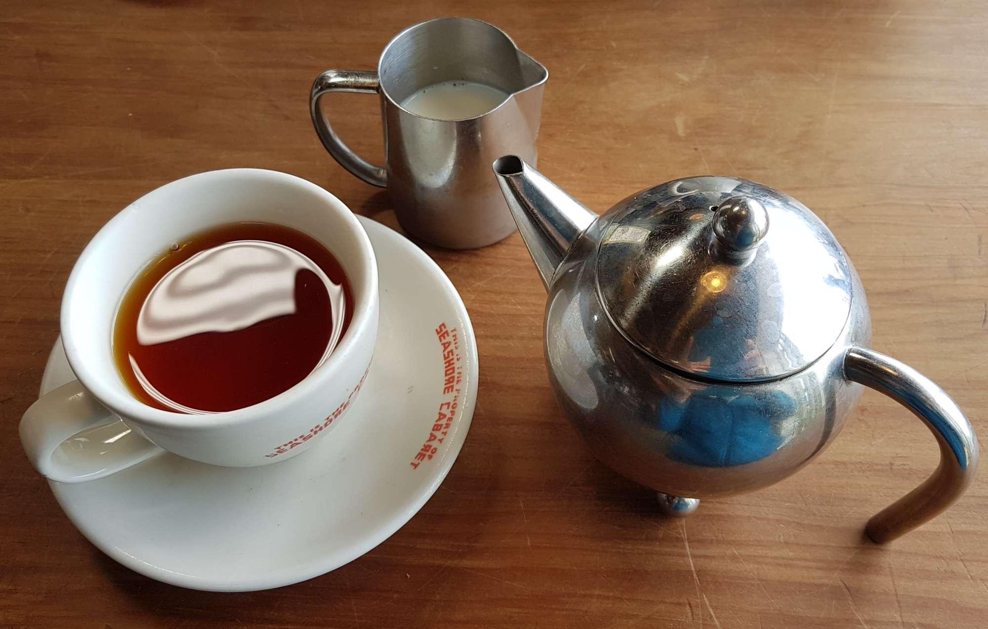 Seashore Cabaret tea