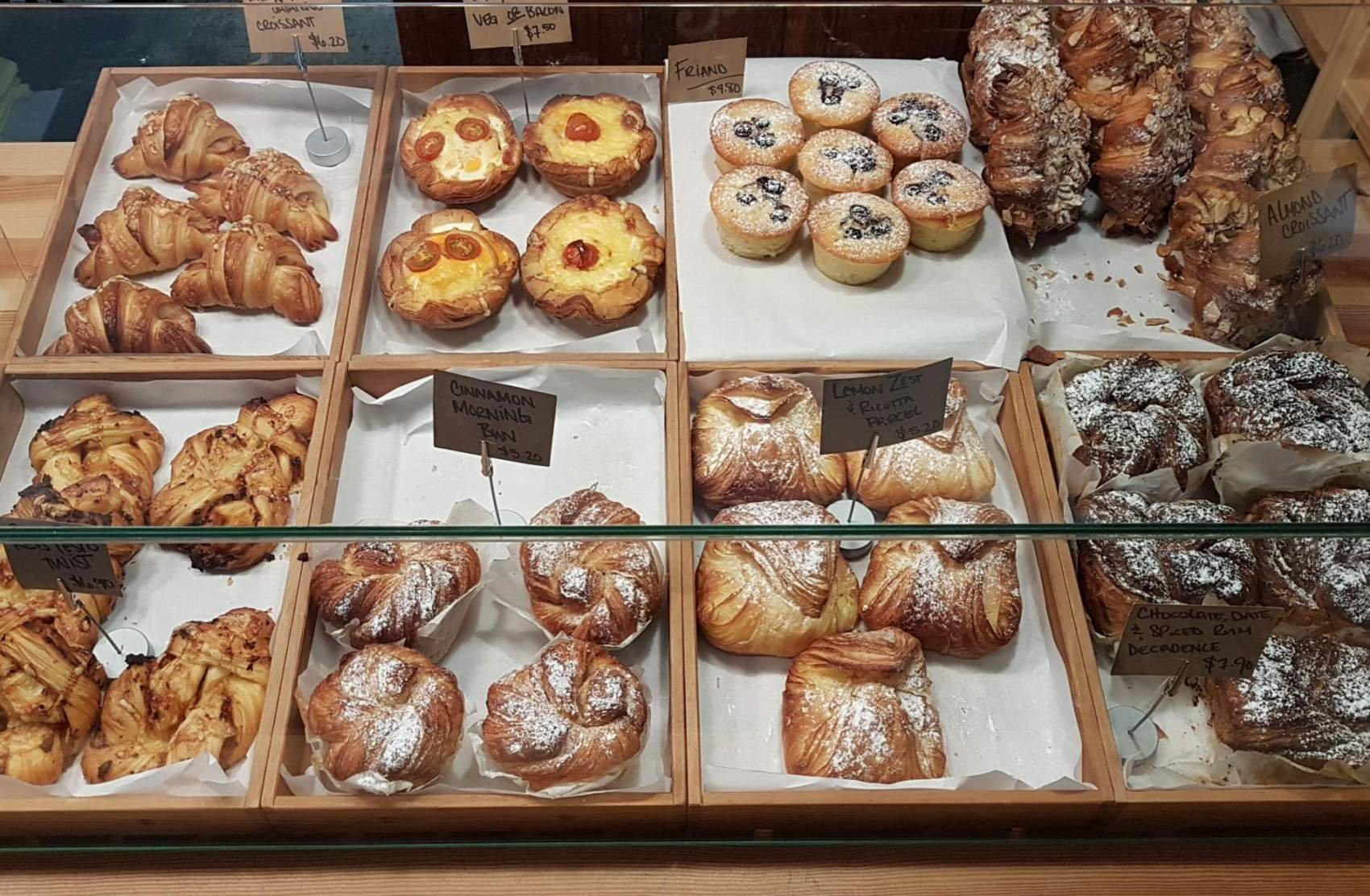 Goods pastries