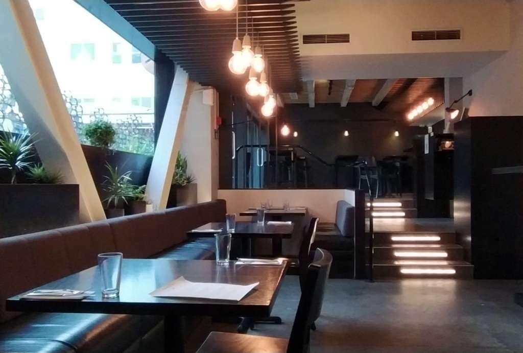 Egmont St Eatery interior view