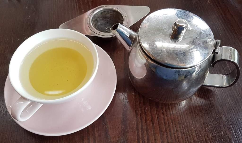 Floriditas green tea
