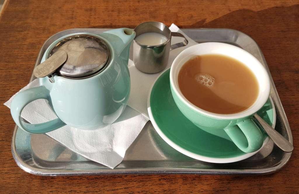 Picnic Cafe - tea set