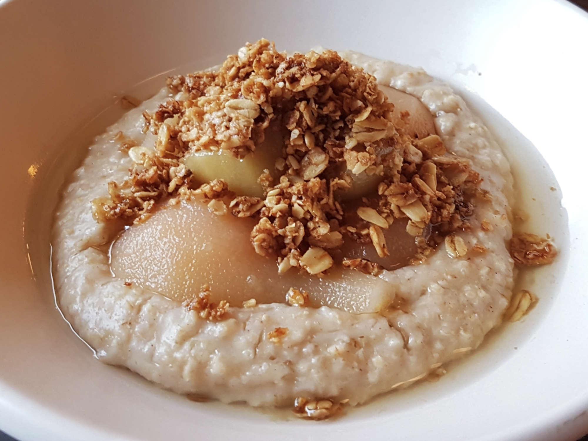 Floriditas - porridge