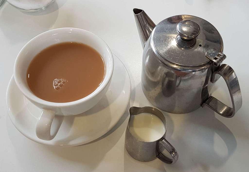 Milk & Honey tea