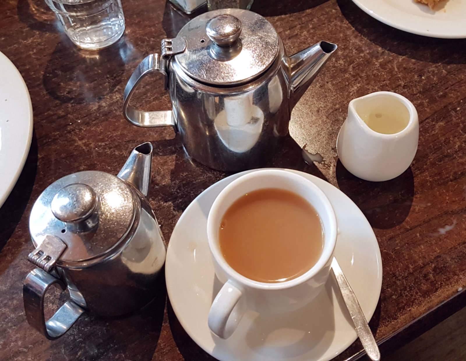 Cafe Kaizen - tea