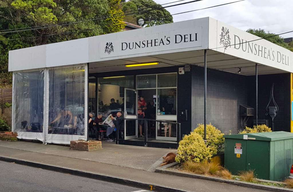 Dunsheas exterior
