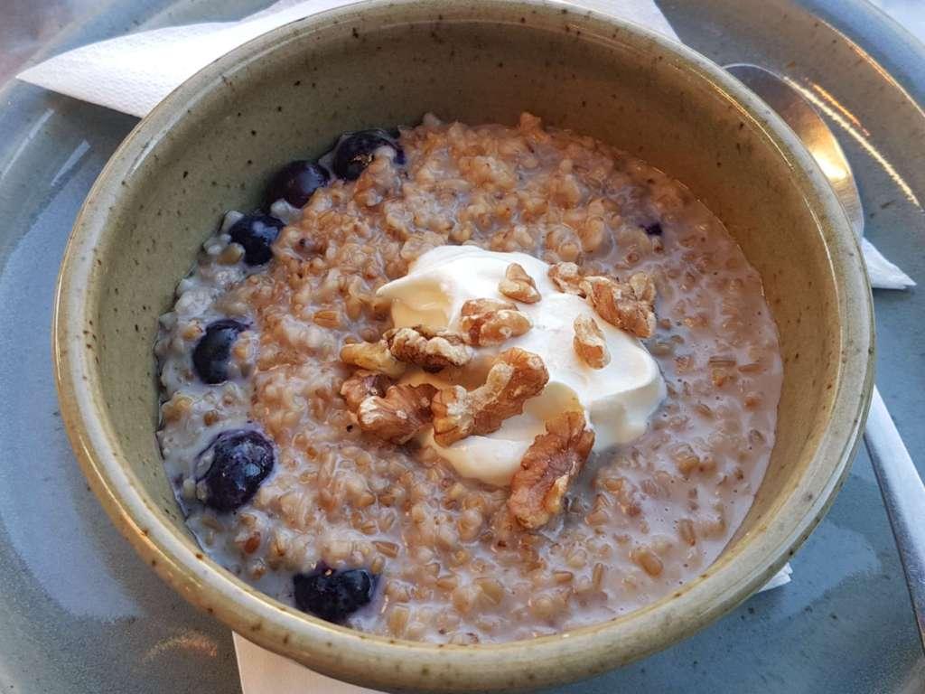 Dunshea's Deli - porridge