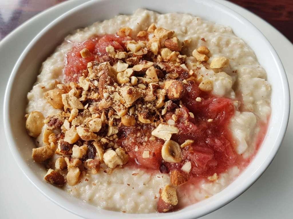 L'affare - porridge header