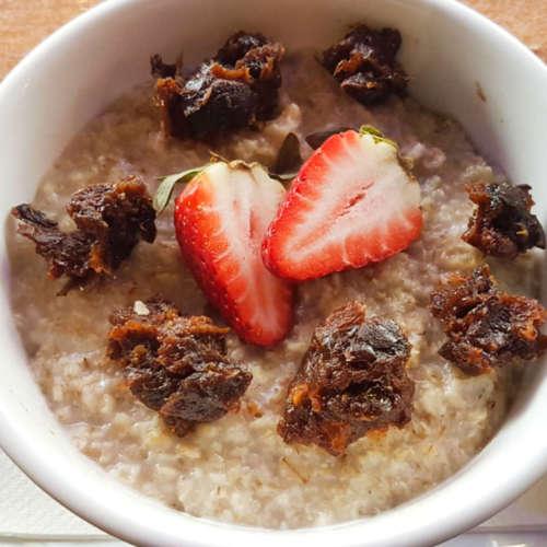 Midnight Espresso - porridge