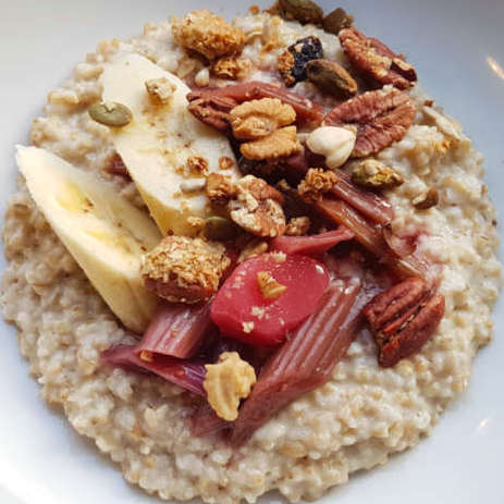 Prefab - porridge square