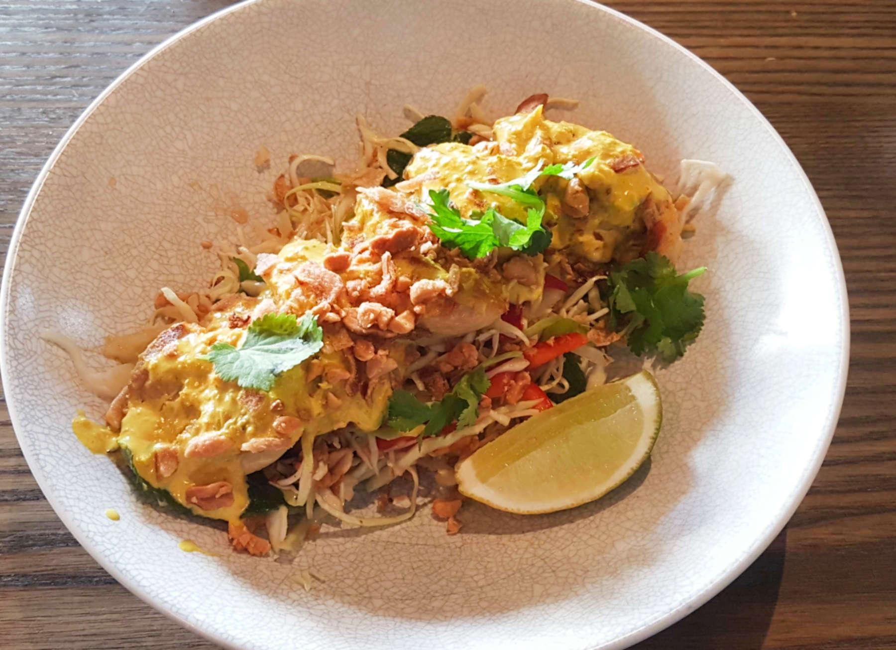 Bellbird Eatery - Vietnamese chicken salad