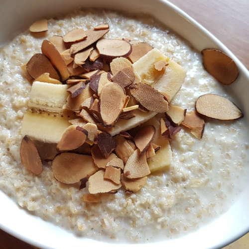 Joes Garage - porridge