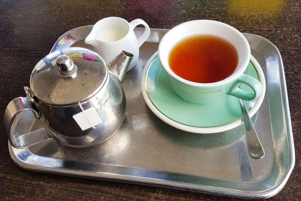 Kaffee Eis tea