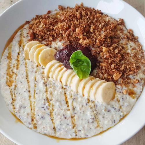 Arcimboldi - porridge square