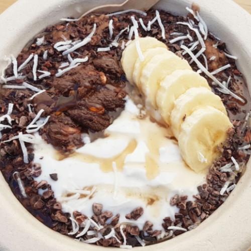 Fix & Fogg - chocolate porridge square