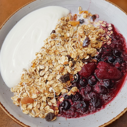 Sweet Mothers Kitchen - muesli square