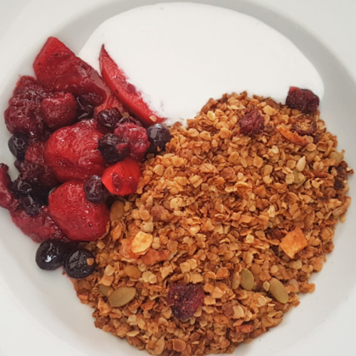Fidels - Muesli square