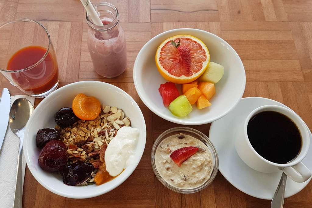 Whitbys muesli coffee group