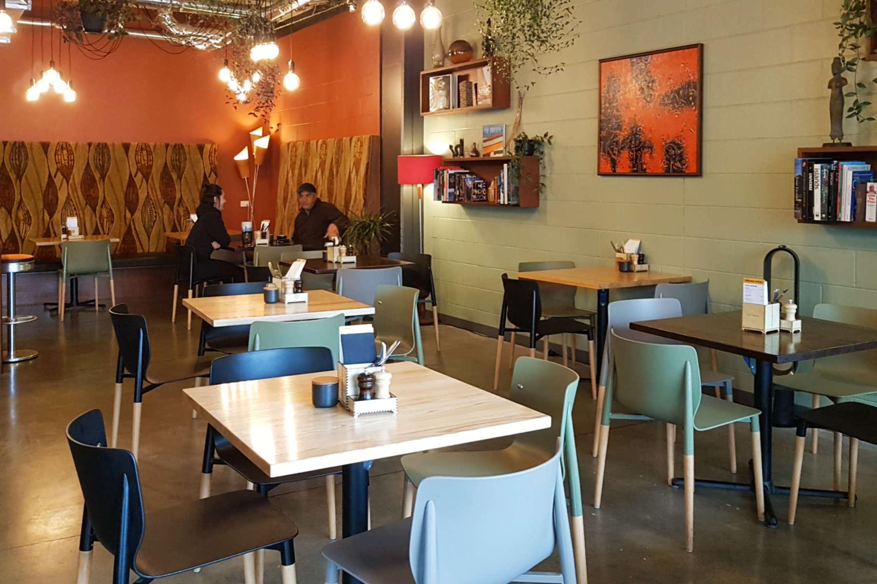 Faith & Co interior - view to back