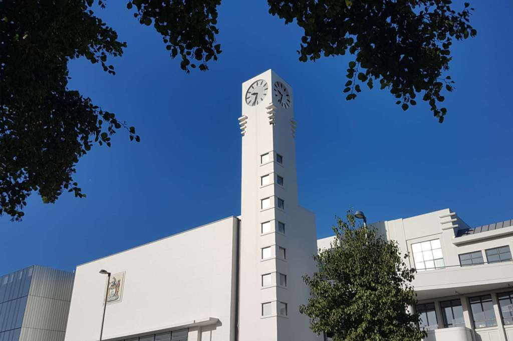 Tutaki - HCC building