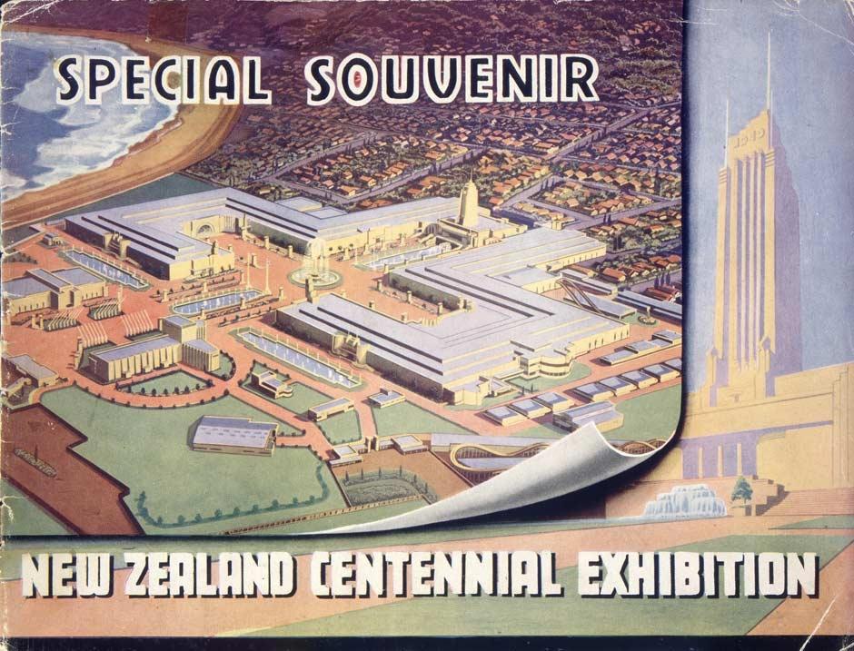 Centennial brochure