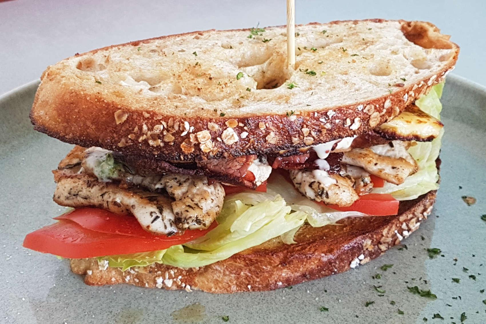 Centennial - chicken sandwich
