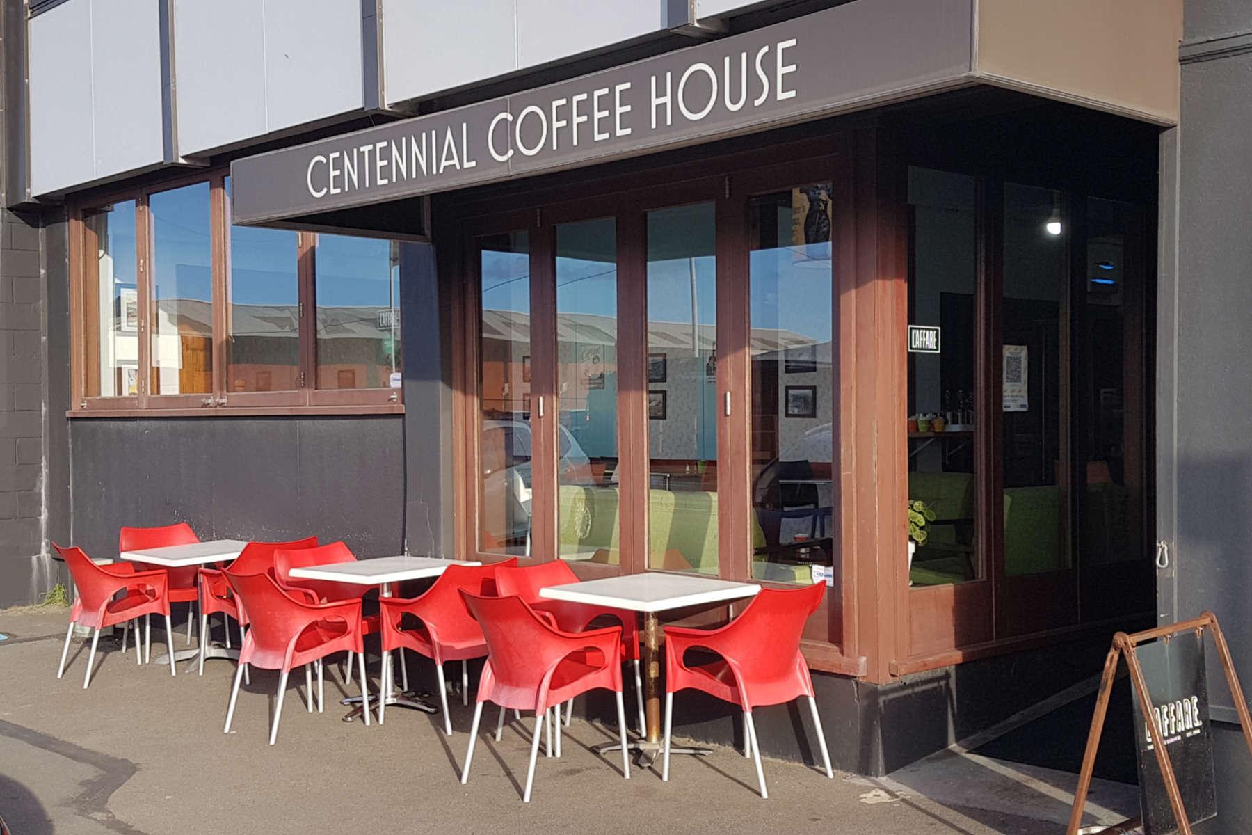 Centennial - exterior