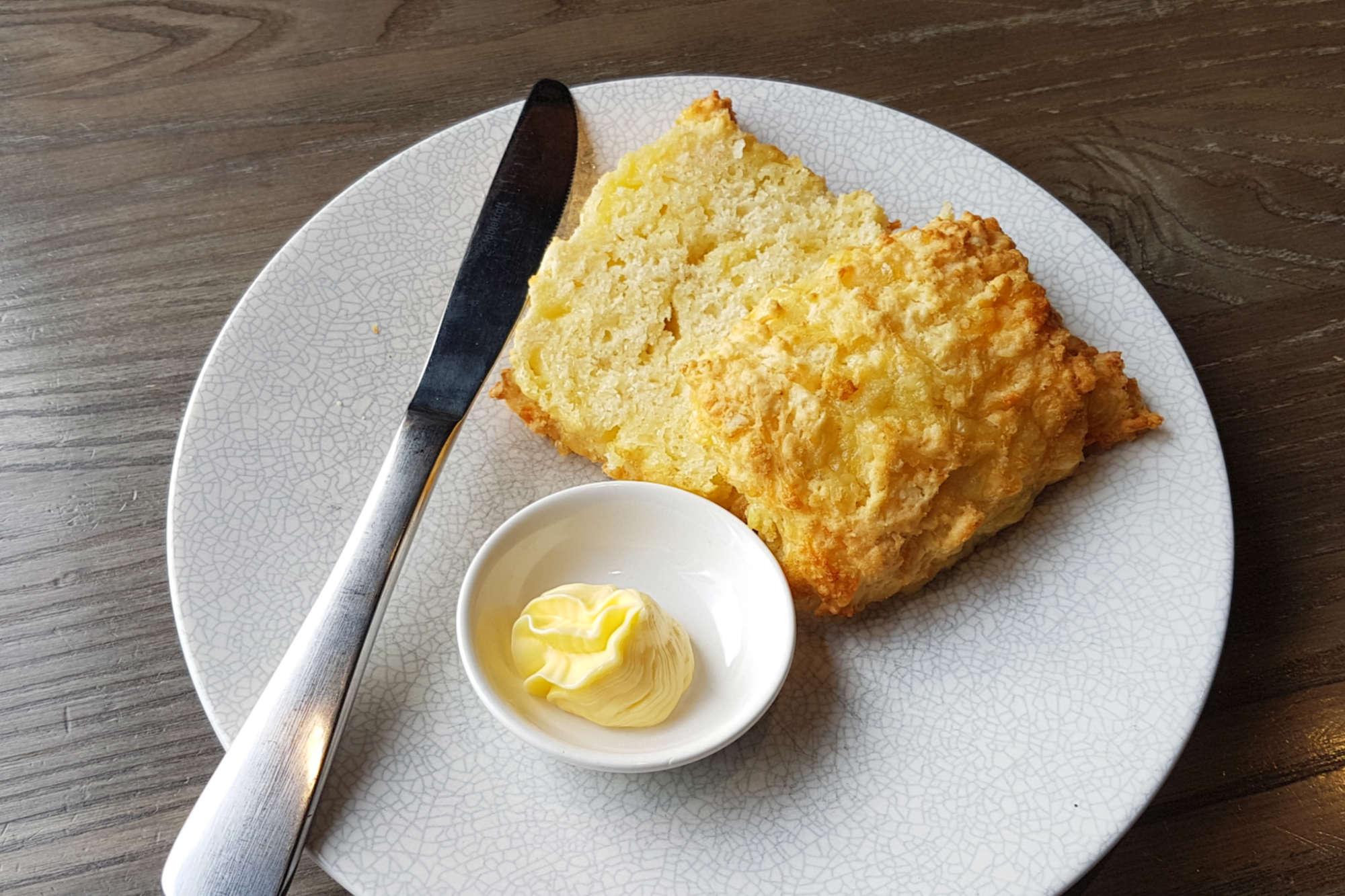 Bellbird Eatery - cheese scone