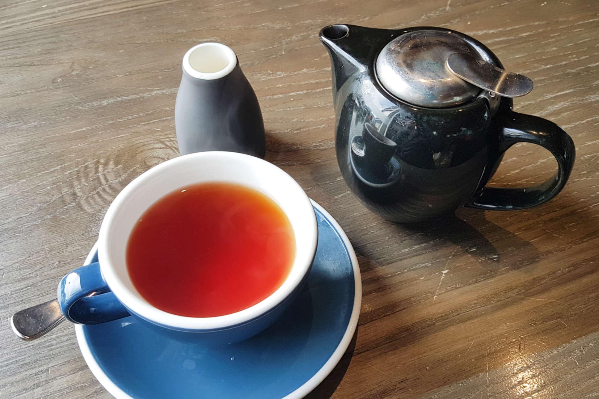 Bellbird Eatery - tea