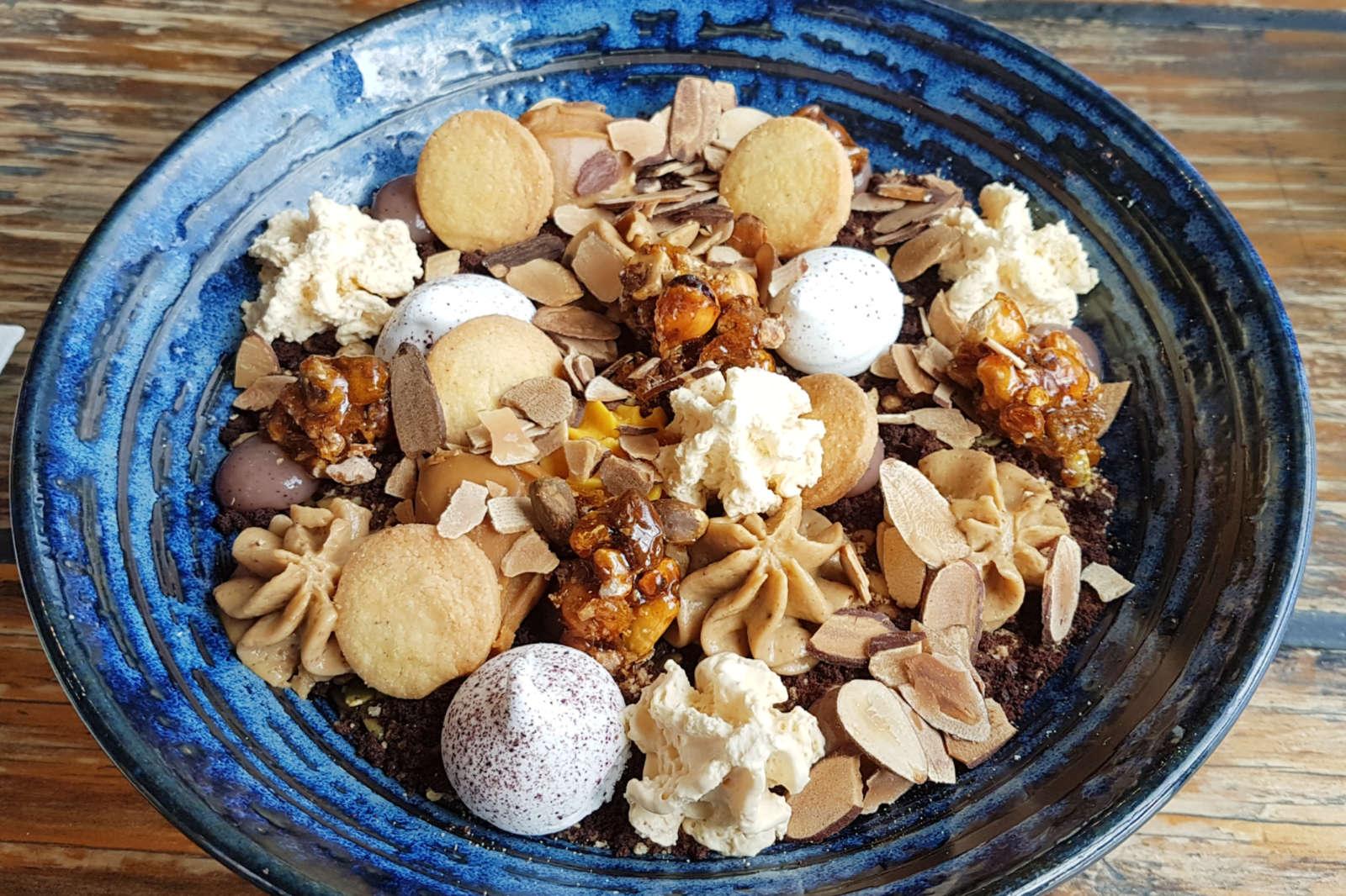 Coenes - overnight oats