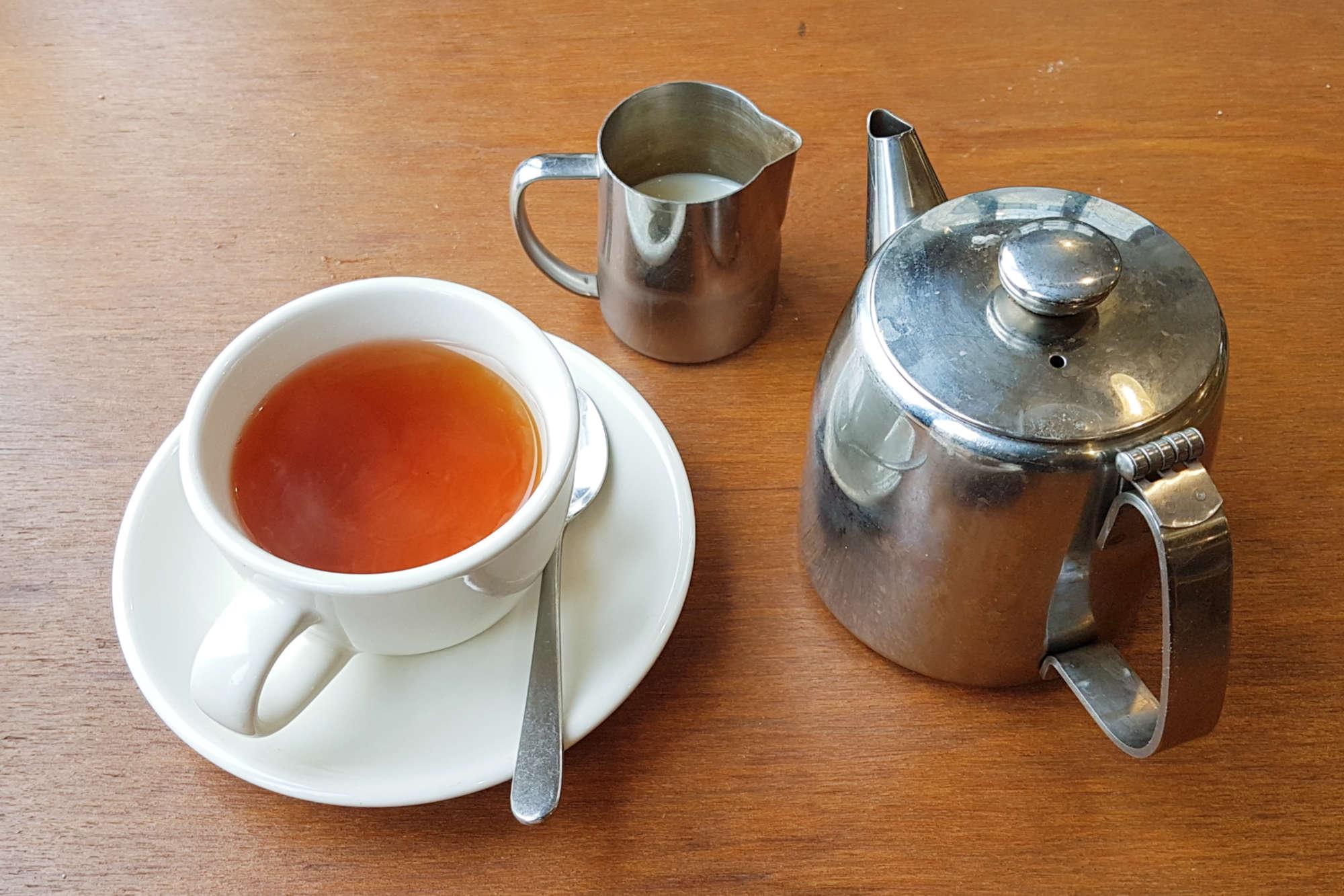 Bicycle Junction - tea