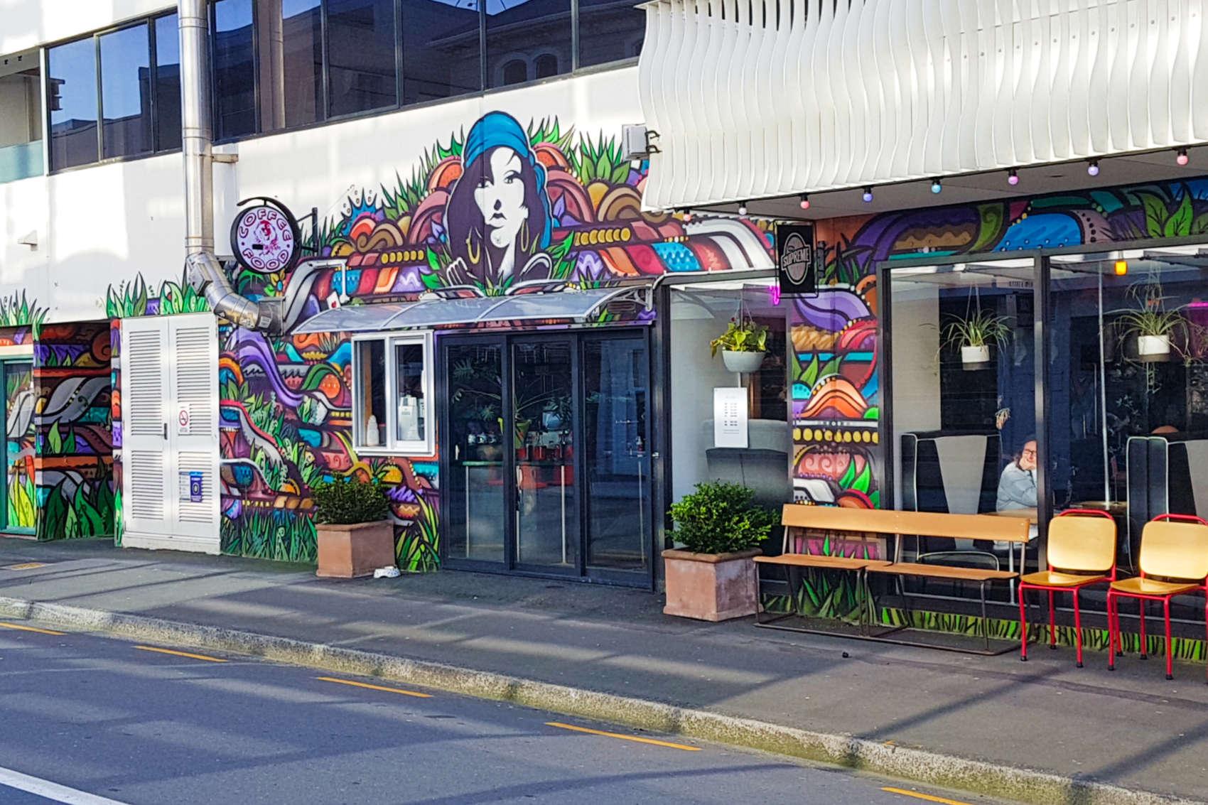 Gypsy Kitchen exterior